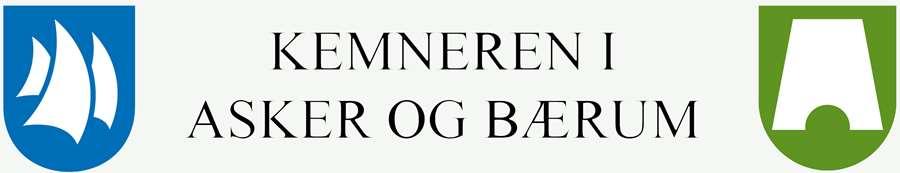 Kemneren I Asker Og Baerum Baerum Kommune